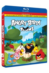 Angry Birds Toons Sezonul 1 Volumul 1 - BLU-RAY