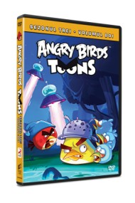 Angry Birds Toons Sezonul 3 Volumul 2 - DVD