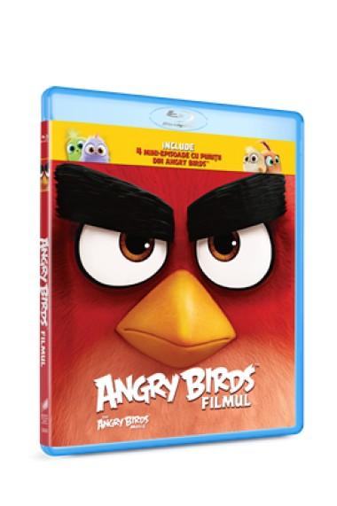 Angry Birds: Filmul / The Angry Birds Movie - BLU-RAY