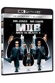 Barbati in negru 2 / Men in Black 2 - BD 2 discuri (4K Ultra HD + Blu-ray)