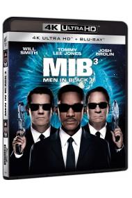 Barbati in negru 3 / Men in Black 3 - BD 2 discuri (4K Ultra HD + Blu-ray)