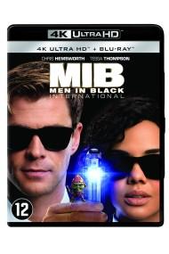 Barbati in Negru International / Men in Black International - UHD 2 discuri (4K Ultra HD + Blu-ray)