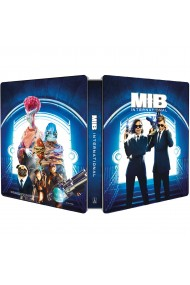 Barbati in Negru International / Men in Black International - UHD 2 discuri (4K Ultra HD + Blu-ray) (Steelbook)
