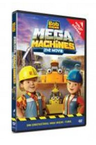 Bob Constructorul: Mega Masini - Filmul / Bob the Builder: Mega Machines - The Movie - DVD