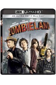 Bun venit in Zombieland / Zombieland - UHD 2 discuri (4K Ultra HD + Blu-ray)