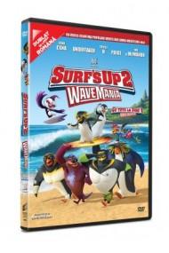 Cu totii la surf 2: Mania Valurilor / Surf`s Up 2: Wave Mania - DVD