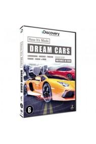Cum se face: Masini de vis / How It`s Made: Dream Cars - Sezonul 1 (2 DVD)