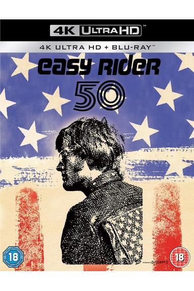 Easy Rider: 50th Anniversary - UHD 2 discuri (4K Ultra HD + Blu-ray) (fara subtitrare in romana)
