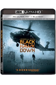 Elicopter la pamant!: Versiunea de cinema si cea extinsa / Black Hawk Down: Theatrical and Extended Versions - UHD 2 discuri (4K Ultra HD + Blu-ray)