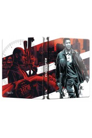 Equalizer 1 si 2 / The Equalizer 1+2 (2-Movie Collection) - BLU-RAY (Steelbook)