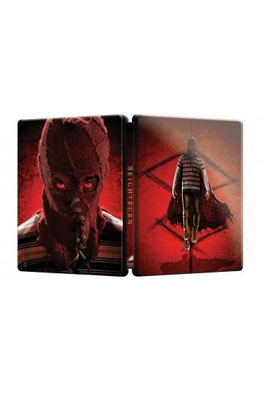 Focviu / Brightburn - UHD 2 discuri (4K Ultra HD + Blu-ray) (Steelbook editie limitata)