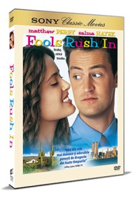 Graba strica treaba / Fools Rush In - DVD