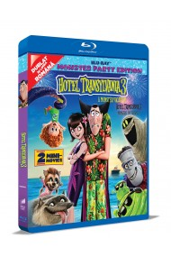 Hotel Transilvania 3: Monstrii in vacanta / Hotel Transylvania 3: A Monster Vacation - BLU-RAY