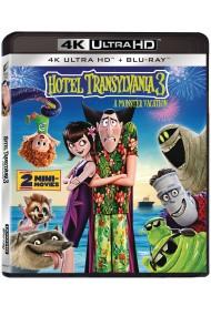 Hotel Transilvania 3: Monstrii in vacanta / Hotel Transylvania 3: A Monster Vacation - UHD (4K Ultra HD + Blu-ray)