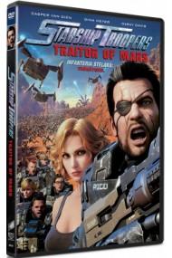 Infanteria Stelara: Tradatorul / Starship Troopers: Traitor of Mars - DVD