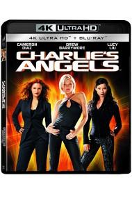 Ingerii lui Charlie / Charlie`s Angels - UHD 2 discuri (4K Ultra HD + Blu-ray)