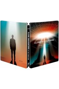"Intalnire de Gradul Trei / Close Encounters of the Third Kind (4K Ultra HD Steelbookâ""¢ Limited Collector`s Edition) - BD 2 discuri (4K Ultra HD + Blu-ray)"
