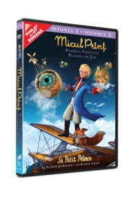 Micul PrinÈ› Sezonul 1 Volumul 3 - DVD