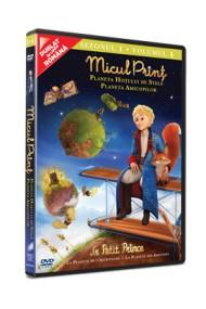 Micul PrinÈ› Sezonul 1 Volumul 4 - DVD