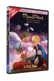 Micul Print: Sezonul 2 Volumul 2 - DVD