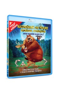 Nazdravanii din Padure 4: Speriosul speriosilor / Open Season 4: Scared Silly - BLU-RAY