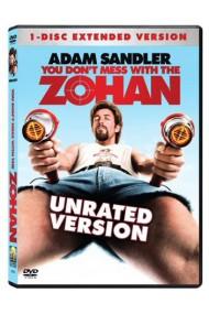 Nu te pune cu Zohan / You Don`t Mess with the Zohan - DVD