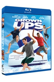 Oameni mari si fara minte 2 / Grown Ups 2 - BLU-RAY