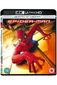 Omul-Paianjen 1 / Spider-Man - BD 2 discuri (4K Ultra HD + Blu-ray)