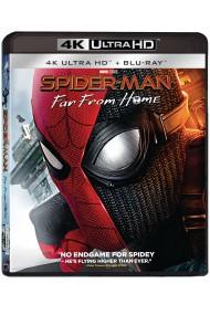Omul-Paianjen: Departe de casa / Spider-Man: Far from Home - UHD 2 discuri (4K Ultra HD + Blu-ray)