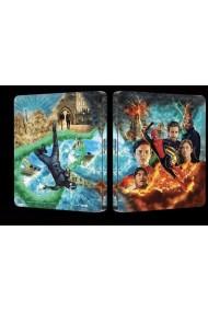 Omul-Paianjen: Departe de casa / Spider-Man: Far from Home - UHD 2 discuri (4K Ultra HD + Blu-ray) (Steelbook editie limitata - versiunea 1)