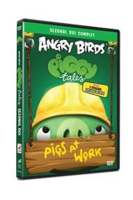 Piggy Tales: Sezonul 2 complet - DVD