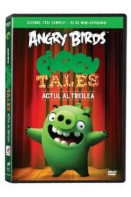 Piggy Tales: Sezonul 3 complet (Actul al treilea) / Piggy Tales: Third Act - DVD