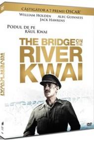 Podul de pe raul Kwai / The Bridge on the River Kwai - DVD