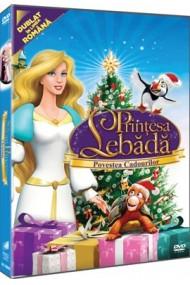 Printesa Lebada 4: Povestea cadourilor / The Swan Princess Christmas - DVD