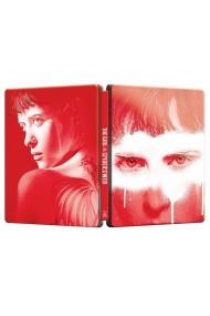 Prizoniera in panza de paianjen / The Girl in the Spider`s Web - UHD 2 discuri (4K Ultra HD + Blu-ray) (Steelbook editie limitata)