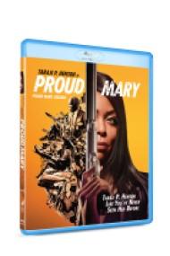 Proud Mary: Asasina / Proud Mary - BLU-RAY