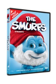 Strumpfii (Strumfii) 1 / The Smurfs 1 - DVD