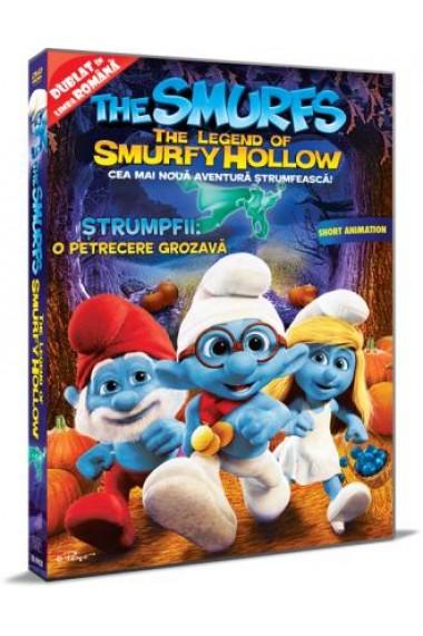 Strumpfii (Strumfii): O petrecere grozava / The Smurfs: The Legend of Smurfy Hollow - DVD