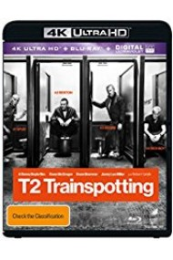T2: Trainspotting - BD 2 discuri (4K Ultra HD + Blu-ray)