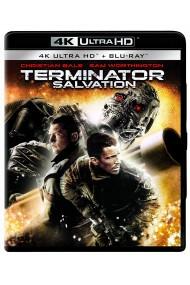 Terminator 4: Salvarea / Terminator: Salvation - UHD 2 discuri (4K Ultra HD + Blu-ray)