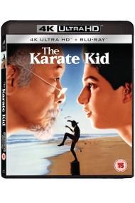 The Karate Kid: 35th Anniversary Edition - UHD 2 discuri (4K Ultra HD + Blu-ray) (fara subtitrare in romana)