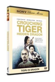 Tigru si Dragon / Crouching Tiger Hidden Dragon - DVD
