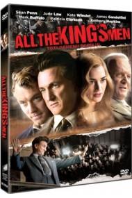 Toti oamenii Regelui / All The King`s Men - DVD