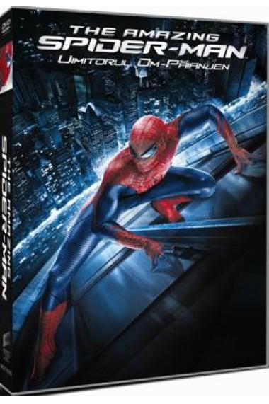 Uimitorul Om-Paianjen / The Amazing Spider-Man - DVD
