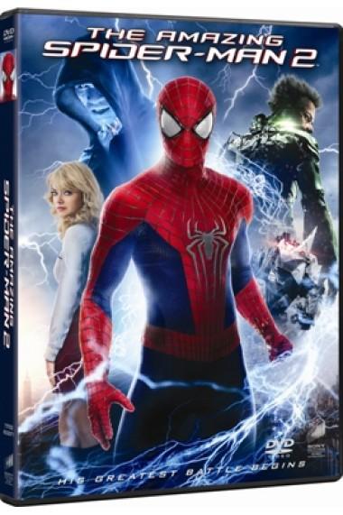 Uimitorul Om-Paianjen 2 / The Amazing Spider-Man 2 - DVD