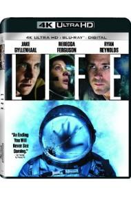 Viata primele semne / Life - BD 2 discuri (4K Ultra HD + Blu-ray)