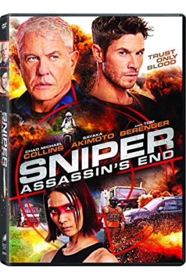Lunetistul Sfarsitul Sniper Assassin s End DVD