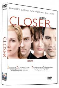 Closer Ispita Closer DVD