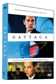 Gattaca coperta alba DVD