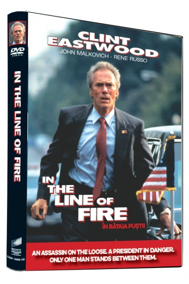 In bataia pustii In the Line of Fire DVD